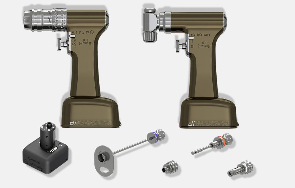 Dimeda Surgical Instruments - Anbieter von Chirurgischen Instrumenten - Sterilisationscontainer